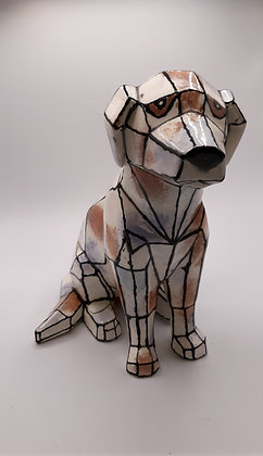 Faceted Dog (MB1516)