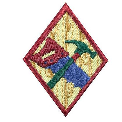 Cadette Woodworker Badge (3/12)