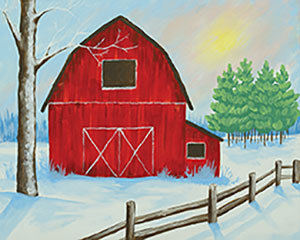 Paint 'n Sip at Tagua Nut Cafe (11/16)