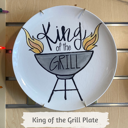 King of the Grill (2 designs)