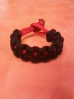 Paracord Basic Bracelet (12/30)