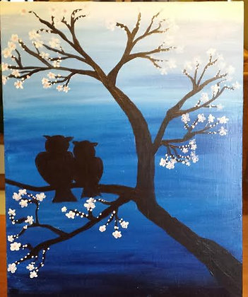 Paint 'n Party @ The Studio - Fundraiser (4/3)