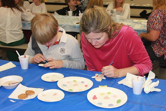 Morris Central School Fundraiser - Ornament Painting (11/16)