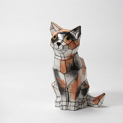 Faceted Cat (MB1517)
