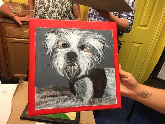 Paint Your Pet! (6/9)