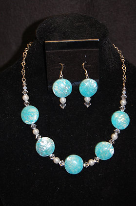 Necklace and Earring Set (7/21)