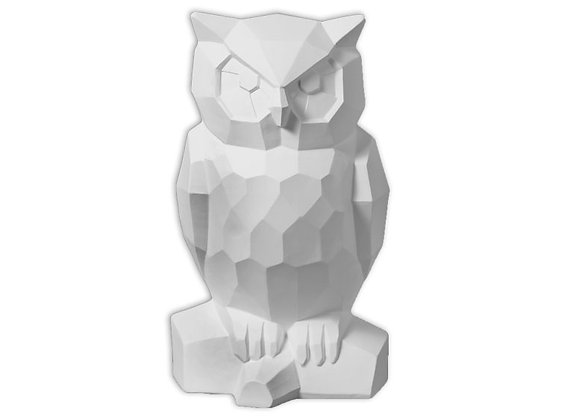 Faceted Owl (MB1477)