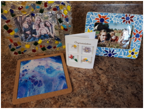 SCHOOL: Crafty Chicas (Sept 2019)