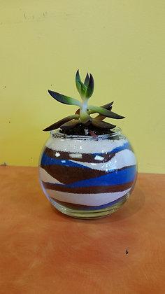 Sand Art Planter (9/8)
