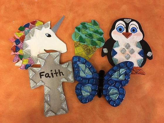 Kids' Mosaics (9/16)