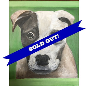 FUNdraiser Paint 'n Party - Paint Your Pooch (5/1)
