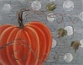 Paint 'n Party @ The Studio - Pumpkin (11/9)