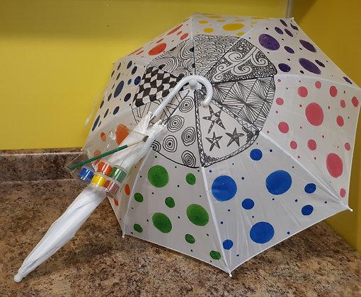 Umbrella Painting Kit