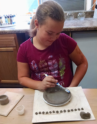 Afterschool Art at The Studio 2018-19