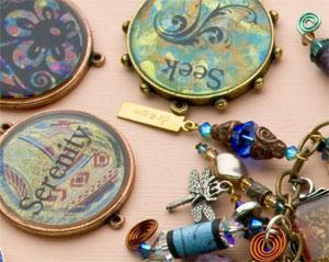 Resin Jewelry - Make 3 Pendants! (1/25)