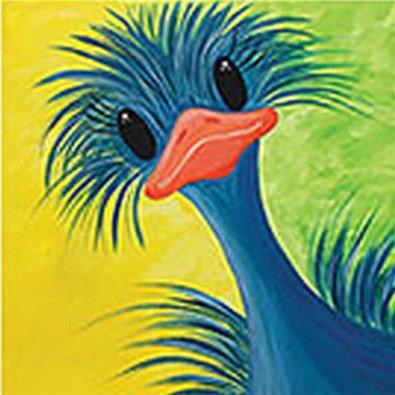 Ostrich Alert (Forest Farm)
