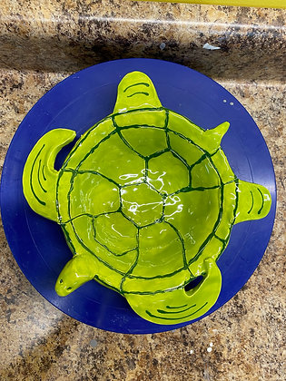 Clay Turtle Bowl