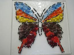 Parent/Child Fused Glass Suncatchers (6/22)
