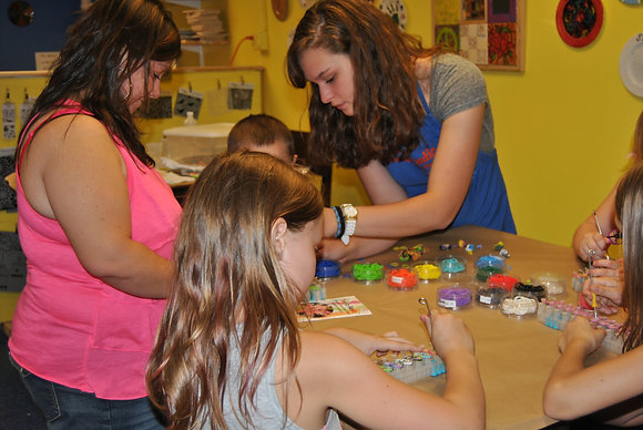 EXTENDED Kids' Night Out for CPI Poker Walk (7/21)