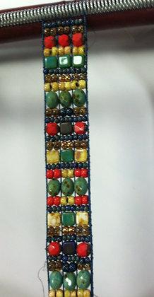 Loom Beaded Bracelet (8/25)