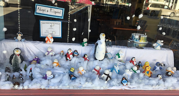 Adopt a Penguin Party at The Studio (1/17)