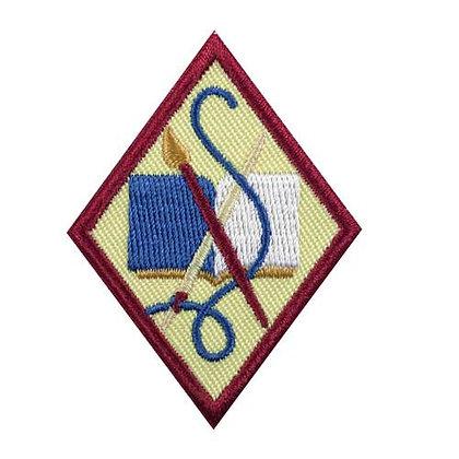 Cadette Book Artist Badge (11/16)