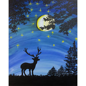 Paint 'n Party @ Little Lake Campground (6/20)