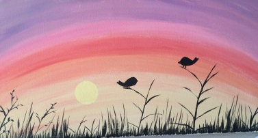 Paint 'n Party @ Coby's - Spring Birds Return(4/1)