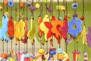 Clay Wind Chimes (3/24)