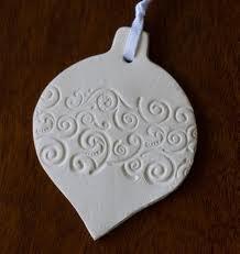 Clay Ornaments (11-29)