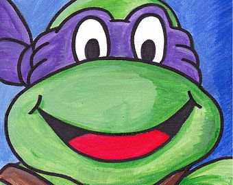 Kids Night Out: TMNT Canvas (6/24)