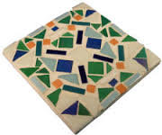 Mother's Day Gift - Mosaic Hotplate (5/7)