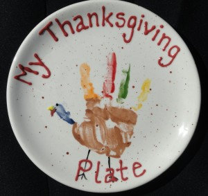 Kids Night Out: Thanksgiving Plate (11/17)