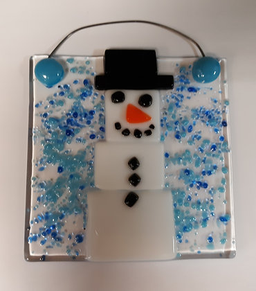 Kids' Night Out: Fused Glass Window Hanger (1/10)