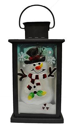 Fused Glass Lantern (1/24)