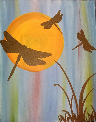 Paint 'n Party @ The Studio: Board or Canvas (9/7)