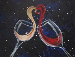 Paint 'n Sip at M'burgh Winery (11/8)