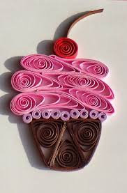 Paper Quilled Card (3/29)