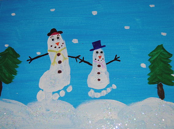 """Kids Night Out - """"Frosty the Snow..."""" (1/30)"""