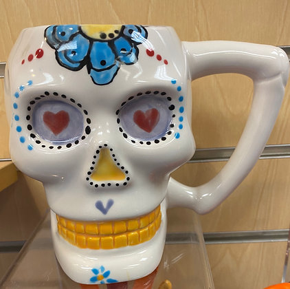 Kids' Night Out: Sugar Skull Mug (10/23)
