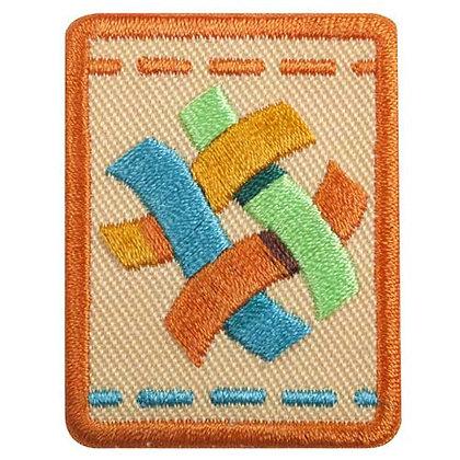 Senior Textile Artist Badge (3/26)