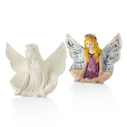 Lotus Fairy Figurine (GA7418)