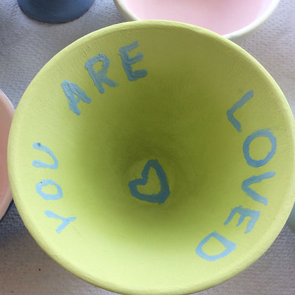 Paint for Empty Bowls!