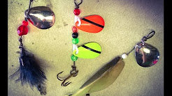 Make your own fishing lures! (4/26)