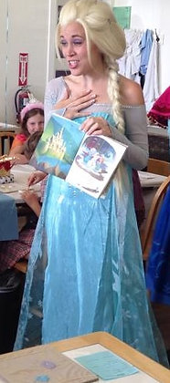 Paint Pottery with Elsa (12/27)