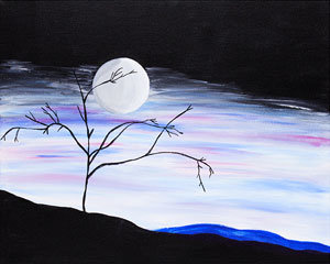 Paint 'n Party @ Bull's Head Inn: SpookyTree (9/29