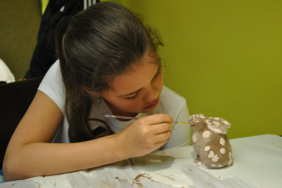 CRCS Afterschool Program: Art and Craft for Life