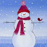 Paint 'n Party @ Chieftan's: Snow Pals (12/7)