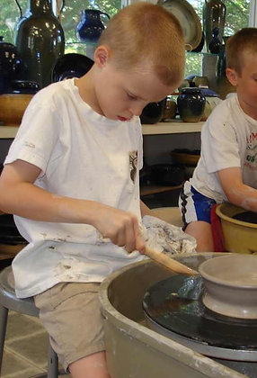 Kids' Pottery Wheel (2/22)