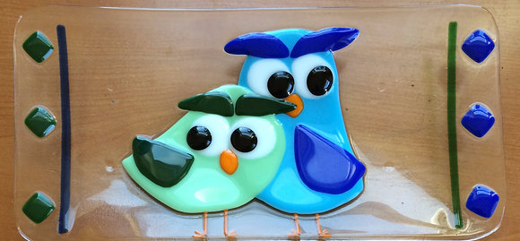 Handmade for the Holidays: Fused Glass Bash(10/18)